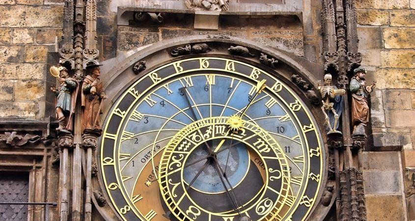 Astronomski sat u Pragu