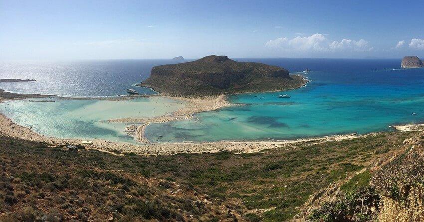 Plaža Balos najlepše plaže Krita