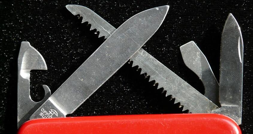 Nož i perorez