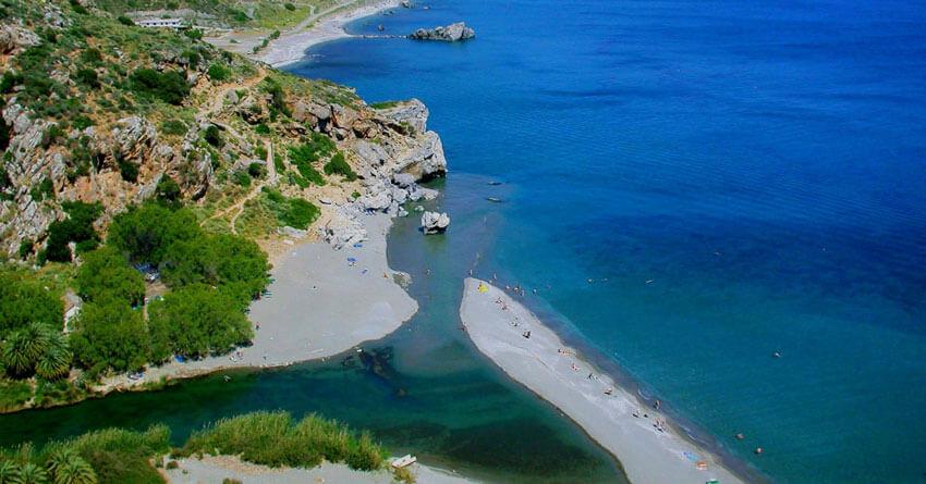 Plaža Preveli Krit