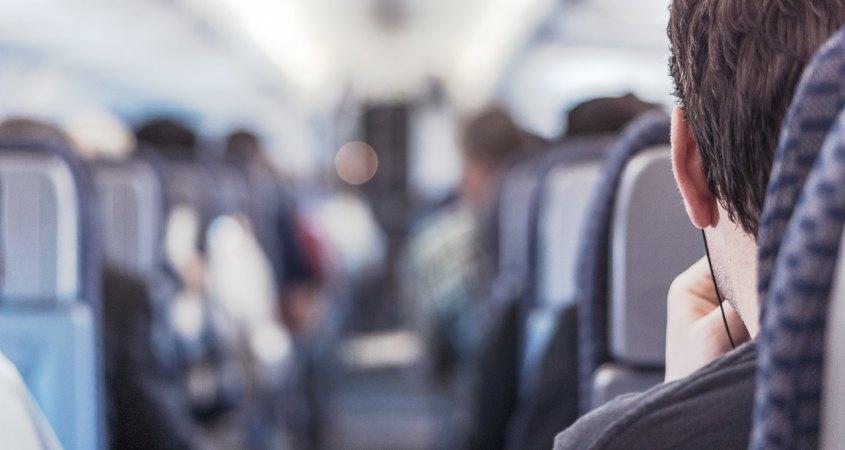 Prevoz u avionima