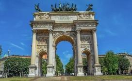 Gradska kapija u Milanu
