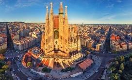 Barselona arhitektura Antonio Gauda i građevine u Barseloni