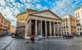 panteon jedan dan u Rimu