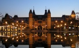 Rijks muzej Amsterdam najpoznatiji muzeji Amsterdama