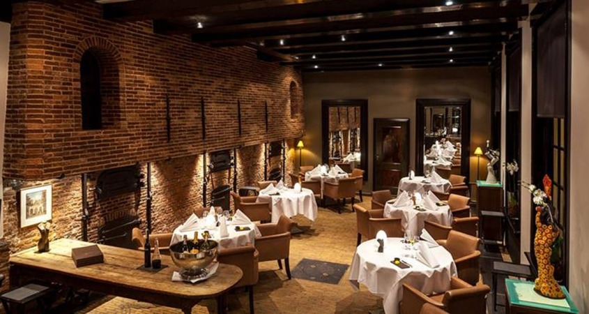 Restoran u Amsterdamu za romantičnu večeru