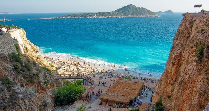 Plaža u Antaliji