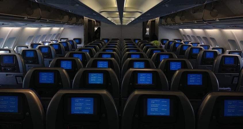 raspored sedista u avionu