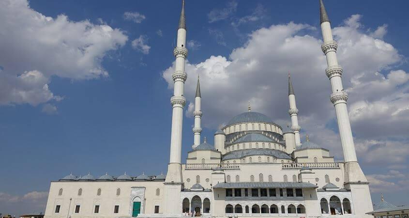 Dzamija u Ankari