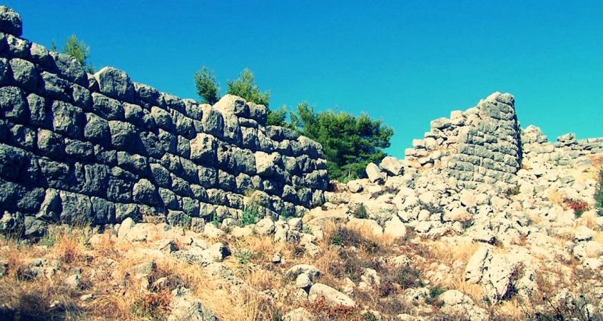 Kiklopski zidovi - kefalonija arheološko nalazište