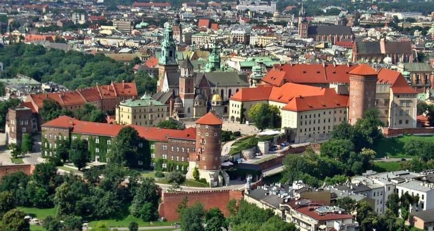 Poljska - Krakov