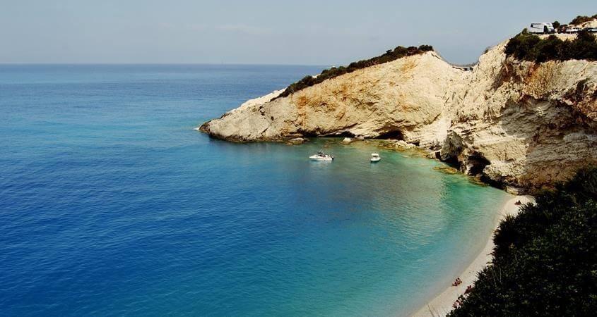 lefkada ostrvo more