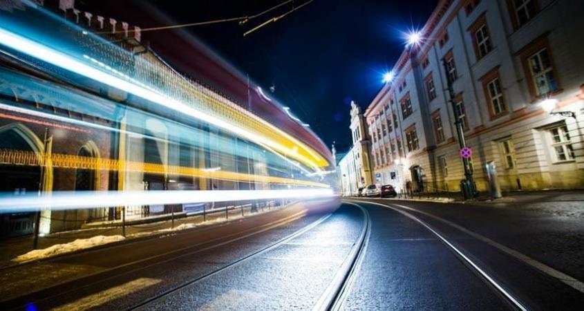 prevoz u krakovu tramvaj