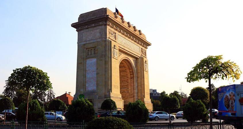 Trijumfalna kapija Bukurešt