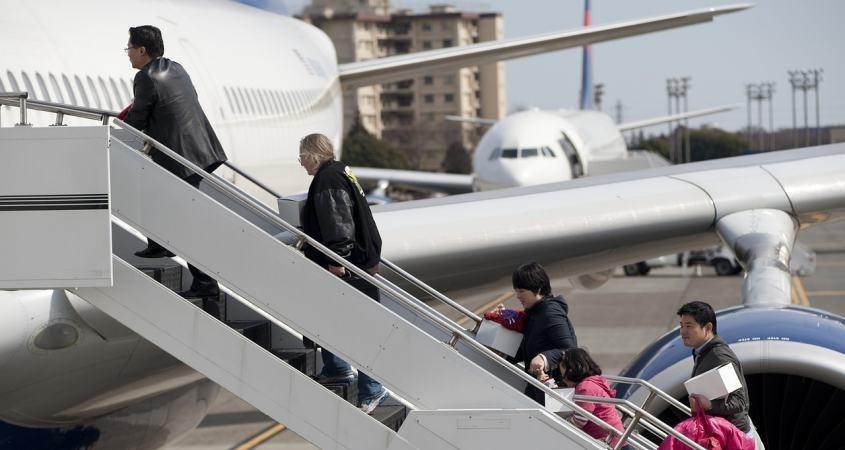 Ulazak u avion