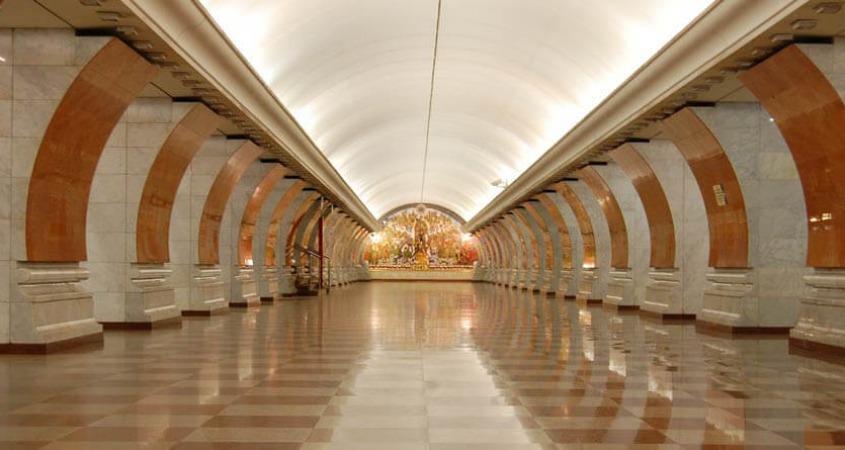 vodic kroz moskovski metro