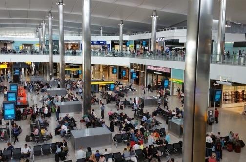 Londonski aerodrom Heathrow