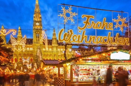 Najlepše božićne pijace u Evropi - Beč, Prag, Krakov i Vroclav