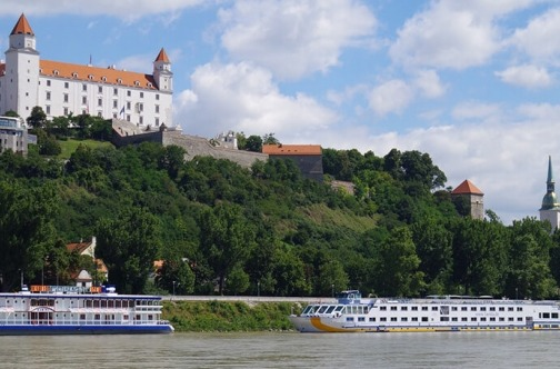 Znamenitosti Bratislave - Dvorac