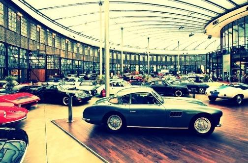 Automobilske atrakcije i muzeji automobila u Evropi