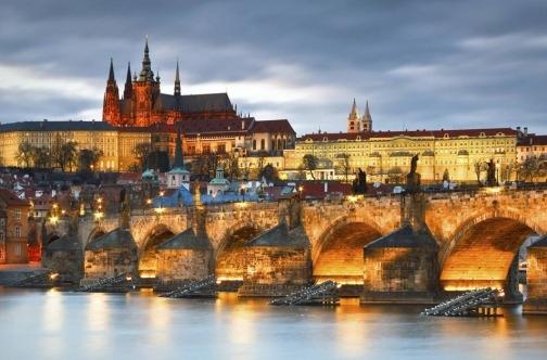 Praški dvorac i češki dvorci za obilazak