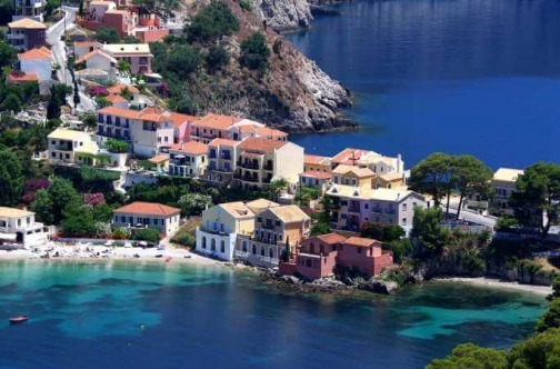 Kefalonija, grcko ostrvo