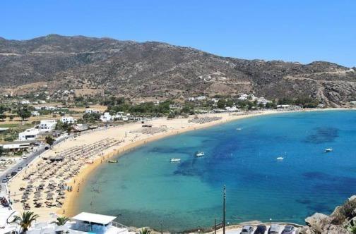 Fotografija mora u Grčkoj