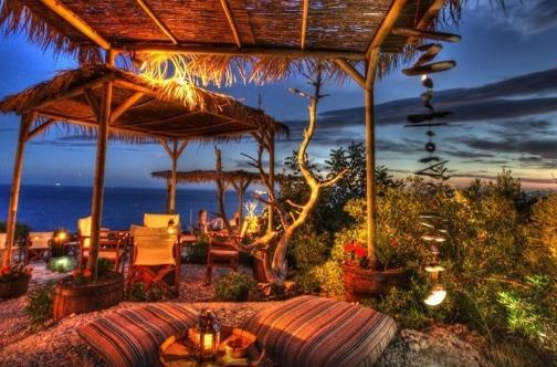 Kefalonija noćni klubovi i barovi za noćni provod za leto
