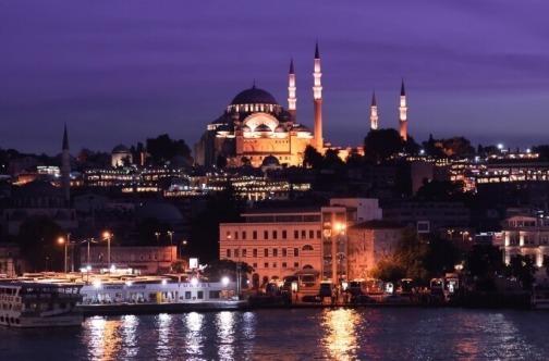 Istanbul noću