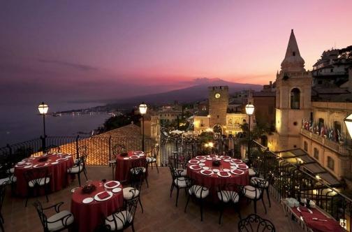 Najbolje picerije na istočnoj obali Sicilije u mestu Taormina