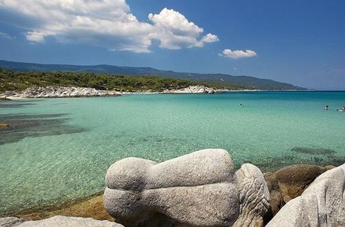 Plaže na Sitoniji - najlepše plaže Neos Marmaras i Sitonija