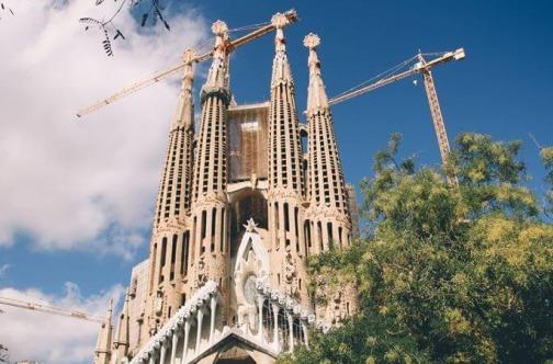 Crkva Sagrada Familija u Barseloni