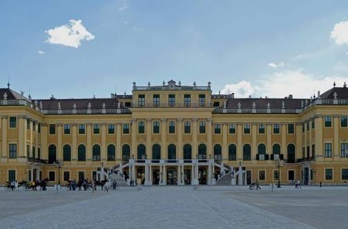 Dvoran Šenbrun u Beču