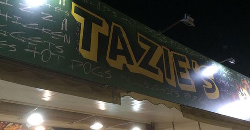 Kalamaki restoran Tazies